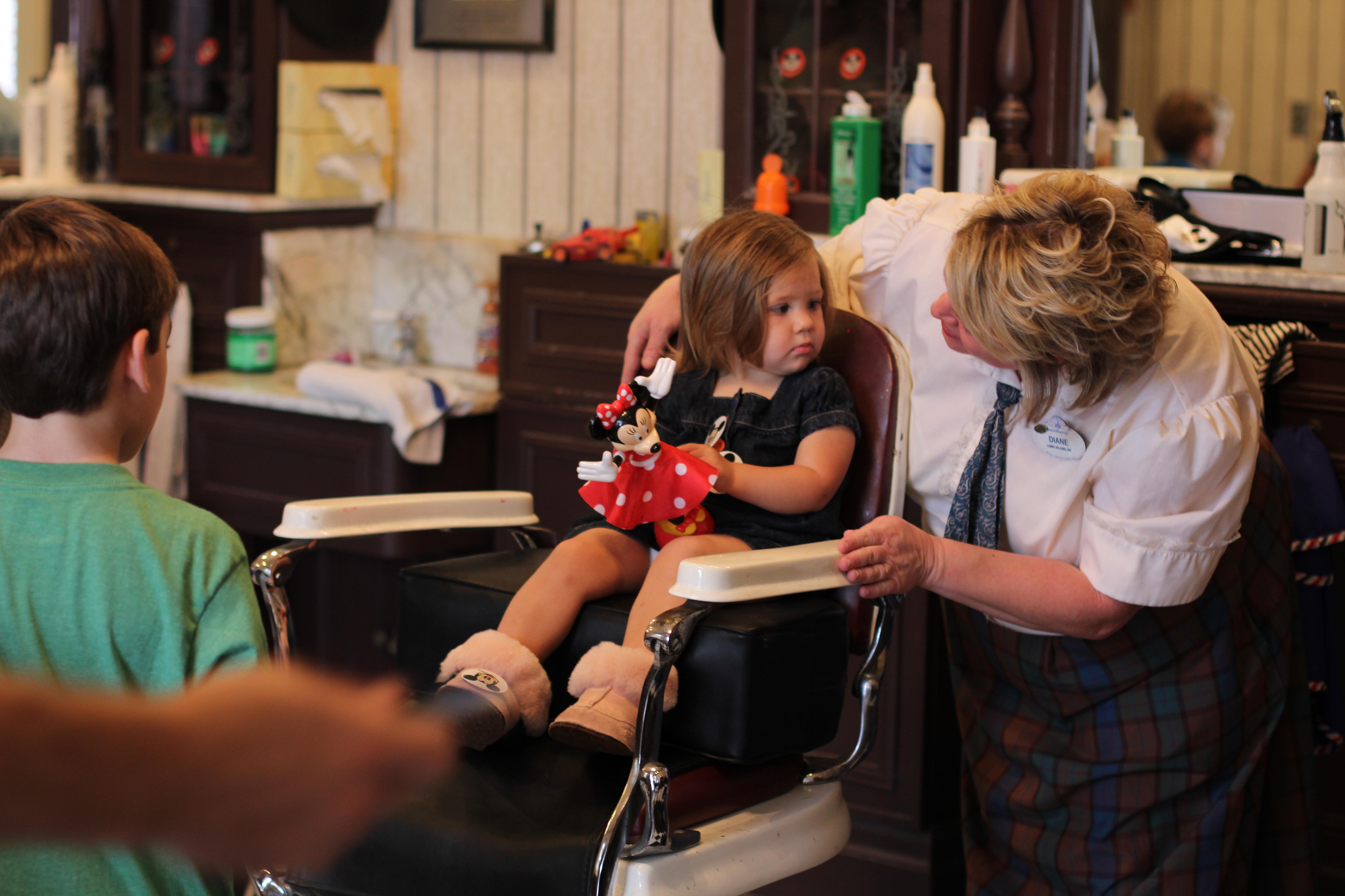 Harmony Barber Shop Disney World