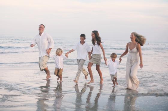 Cocoa Beach Family