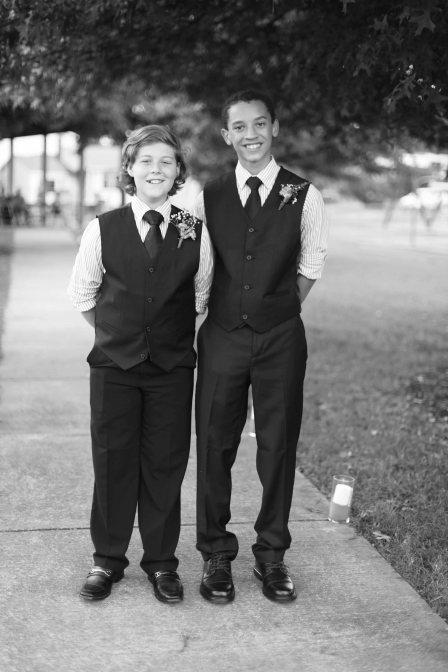 Ushers Wedding